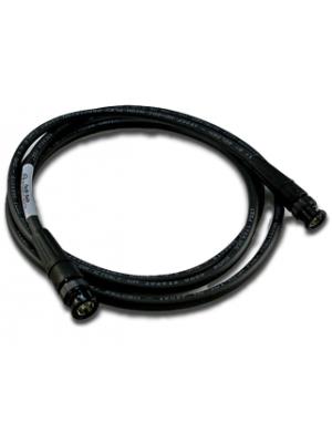 NoShorts 1505FBNC6BLK HD-SDI Flexible BNC Cable (6 FT - Black)