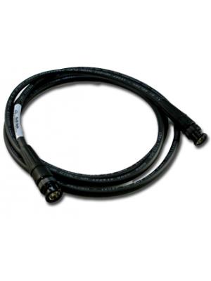 NoShorts 1505FBNC1BLK HD-SDI Flexible BNC Cable (1 FT - Black)