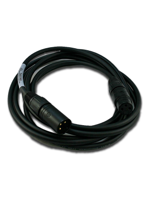 NoShorts XLR Male to Female Cable (10 FT)