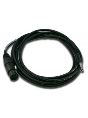 NoShorts XLR Female to Bantam Male Cable (10 FT)