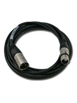 NoShorts Male to Female XLR Cable (10 FT)