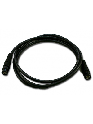 NoShorts 1694ABNC2BLK HD-SDI BNC Cable (2 FT - Black)