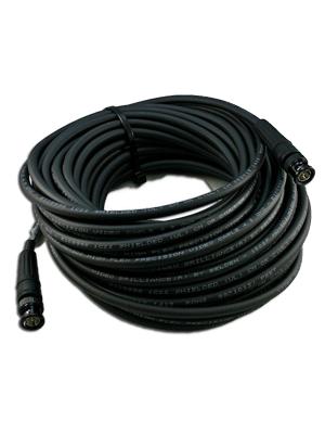 NoShorts 1505FBNC50BLK HD-SDI Flexible BNC Cable (50 FT - Black)