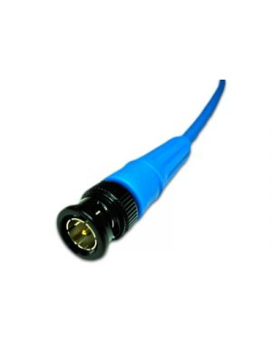 NoShorts 1694ABNC6BLU HD-SDI BNC Cable (6 FT - Blue)