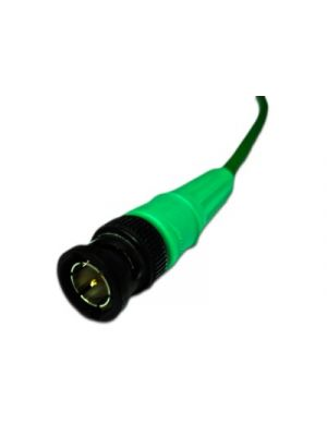 NoShorts 1505FBNC6GRN HD-SDI Flexible BNC Cable (6FT - Green)