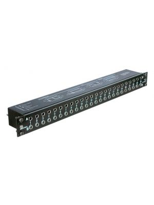 Neutrik NYS-SPP-L1 48 Channel Balanced 1/4-Inch Modular Patch Panel