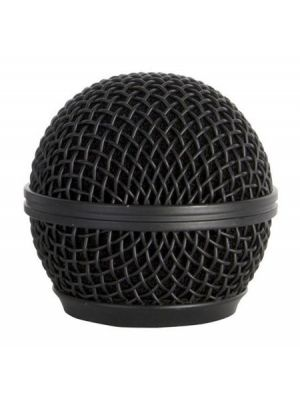 On-Stage SP58B Steel Mesh Mic Grille (Black)