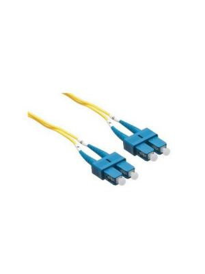 PacPro DSC-DSC-S-15M SC/SC Duplex Single Mode Fiber Patch Cord (15M)