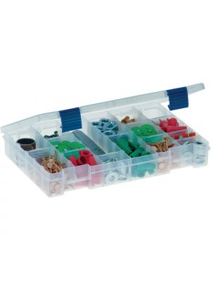 Plano 3500 StowAway Adjustable Clear Storage Organizer (5-9 Compartments)
