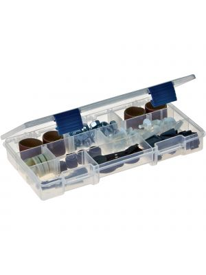 Plano 3600 StowAway Adjustable Clear Storage Organizer (6-18 Compartments)