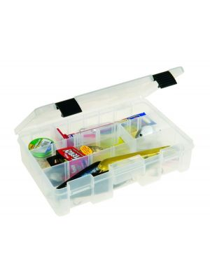 Plano 3630 StowAway Adjustable Clear Storage Organizer (4-9 Compartments)