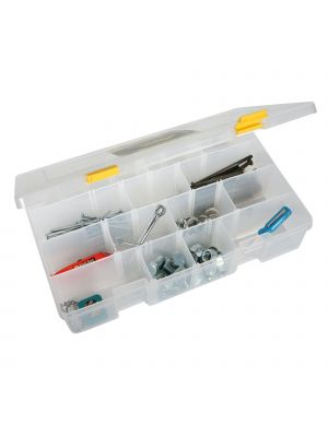 Plano 3730 StowAway Adjustable Clear Storage Organizer (4-15 Compartments)