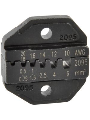Paladin Tools by Greenlee PA2095 Die Set for Wire Ferrules