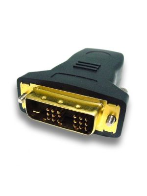 Pan Pacific S-DVI-DMMS-6 Digital DVI Cable, Single Link, Male to Male - 6 Feet