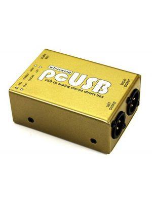 Whirlwind pcUSB Digital Audio Converter Direct Box