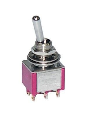 Philmore 30-10012 Mini Toggle Switch DPDT 5A 120V ON-ON