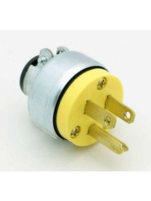 Philmore 8515PB 3 PRONG Metal AC Plug