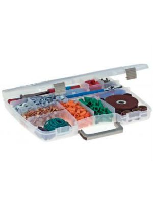 Plano 3870 5-22 Adjustable Compartment Storage Organizer with StowAway Pro Latch