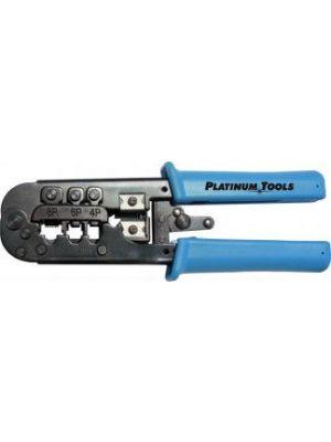 Platinum Tools 12503 All-in-One Modular Plug Crimp Tool