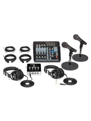 Samson Podcast Studio Kit