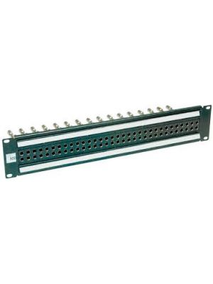 Commscope ADC PPE2232-CJMT-BK ProPatch Economical Midsize Straight-Through Jack CJMT Terminated (2RU)