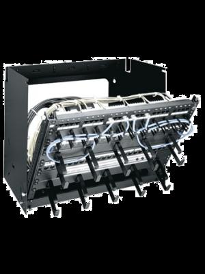 Middle Atlantic PPM6 PPM Series Pivoting Panel Mount Rack (6 RU)