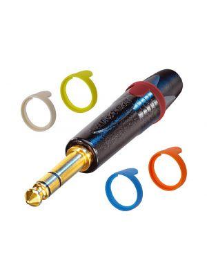 Neutrik PXR-3 Orange Color Coding Ring For PX Series Plugs