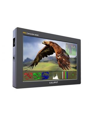 Lilliput Q7 Pro 7-Inch Full HD SDI Monitor With HDR/3D LUTs