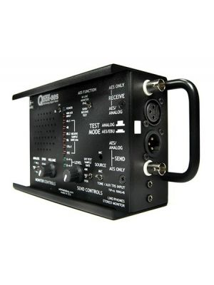 Whirlwind QBOX-AES Audio Signal Tester