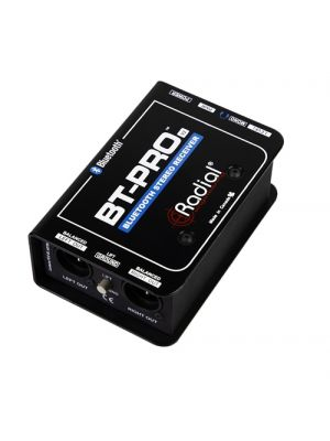 Radial Engineering BT-Pro V2 Stereo Bluetooth Direct Box