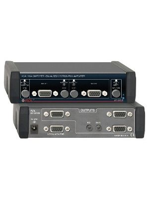 Radio Design Labs EZ-VM24E VGA/XGA Switcher/Equalized Distribution Amplifier