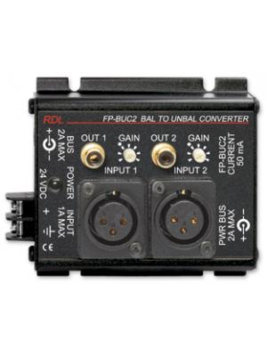 Radio Design Labs FP-BUC2 Balanced to Unbalanced Converter - 2 channel
