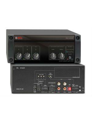 Radio Design Labs HD-MA35 35 Watt Mixer Amplifier with Power Supply