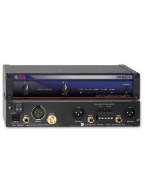 Radio Design Labs HR-DAC1 Digital to Analog Converter - 24 bit 192 kHz
