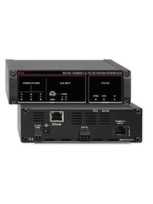 Radio Design Labs RU-FN Format-A to Network Interface