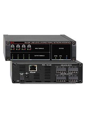 Radio Design Labs RU-LB4 Line-Level Bi-Directional Network Interface
