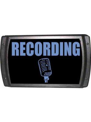 American Recorder LED Studio Sign -