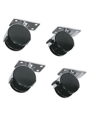 Middle Atlantic RKW Wheel Kit
