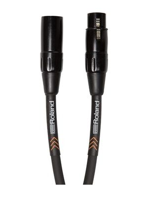 Roland RMC-B10 Black Series Microphone Cable (10 FT)