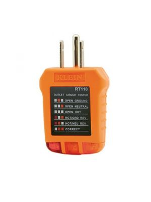Klein Tools RT110 Receptacle Tester