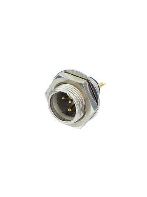 REAN RT4MPR 4 Pole TINY Male XLR Chassis Connector