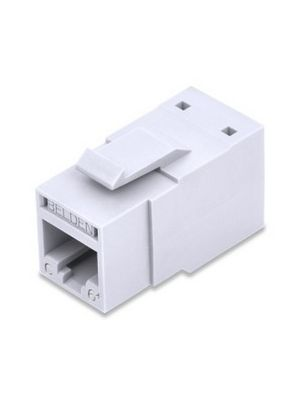 Belden RV6MJKUEW-B24 REVConnect CAT6+ White UTP Jack (24 Pack)