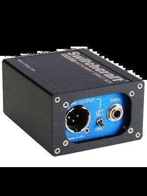 Switchcraft SC800CT Instrument DI Box