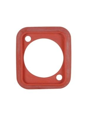 Neutrik SCDP-2 D-Shape Sealing Gasket (Red)