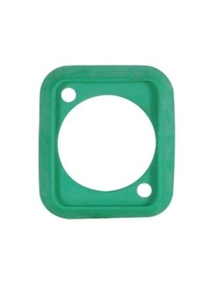 Neutrik SCDP-5 D-Shape Sealing Gasket (Green)