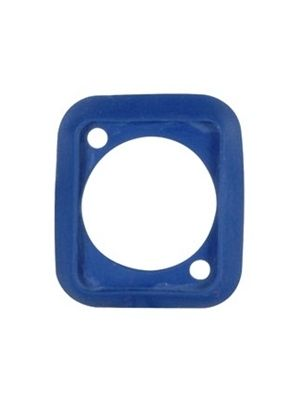 Neutrik SCDP-6 D-Shape Sealing Gasket (Blue)