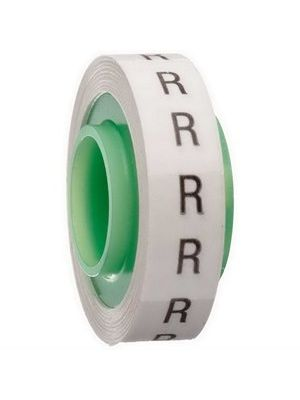 3M SDR-R ScotchCode Wire Marker Tape Refill Roll