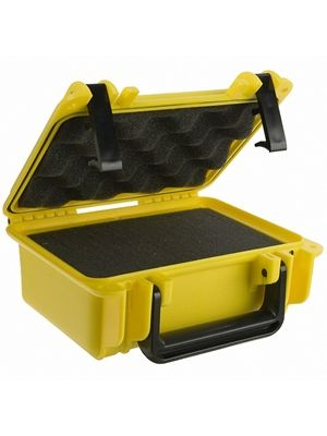 SERPAC SE120F Seahorse Protective Enclosure with Foam Insert (Yellow)