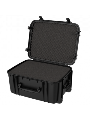 SERPAC SE1220F Seahorse Protective Enclosure with Foam Insert (Black)