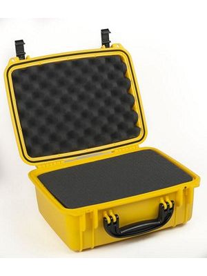SERPAC SE520F Seahorse Protective Enclosure with Foam Insert (Yellow)
